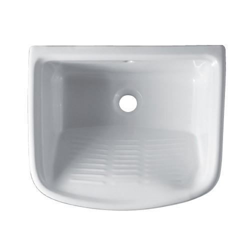 Lavatoi in ceramica vasca lavatoio 45x38 for Lavatoio bricoman