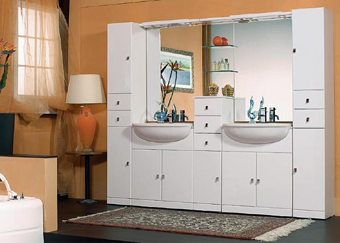 Mobili bagno doppio prezzi design casa creativa e mobili for Mobili esterno economici