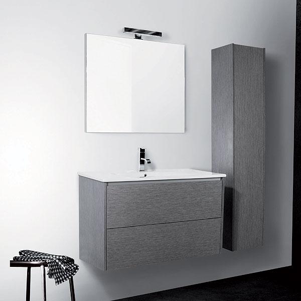 Arredo bagno moderno arredo bagno marano 91 - Mobili bagno profondita 40 ...