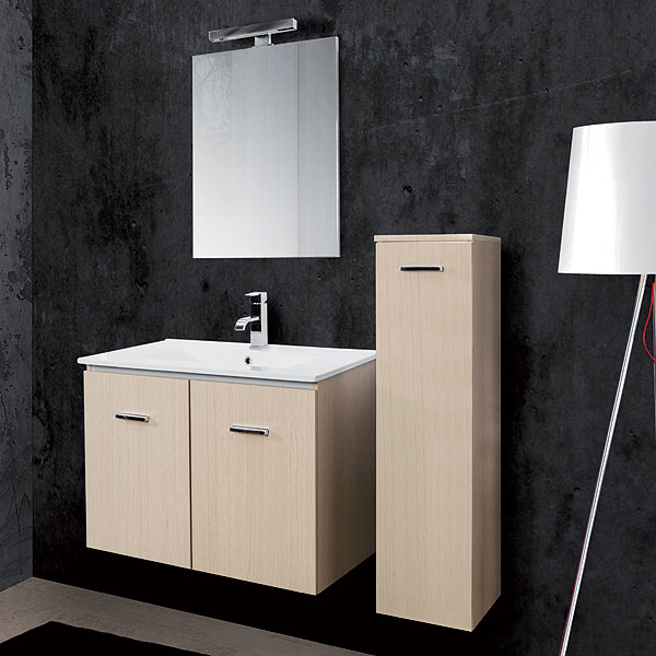 Arredo bagno moderno arredo bagno toblino 60 - Lavabo bagno economico ...