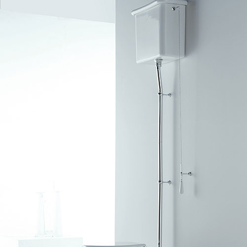 Cassette per wc cassetta alta paolina - Cassetta scarico acqua bagno ...