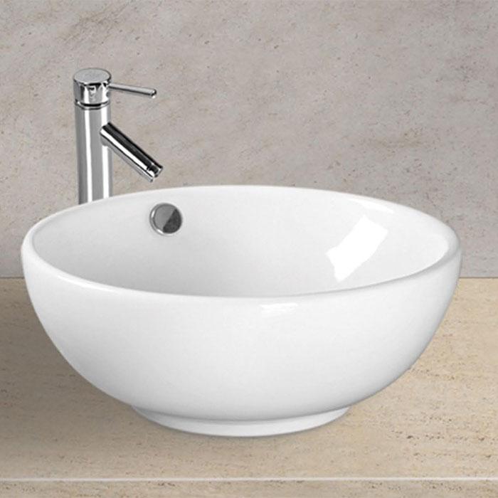 Lavabi appoggio lavabo appoggio fe 43 - Lavello bagno appoggio ...