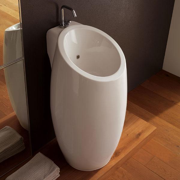 Emejing lavabo bagno prezzi contemporary acrylicgiftware - Lavabi bagno in pietra ...