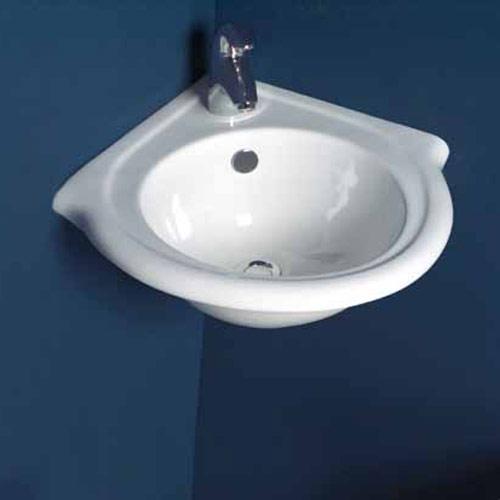 Lavabi angolari : Lavabo angolare Exel 37