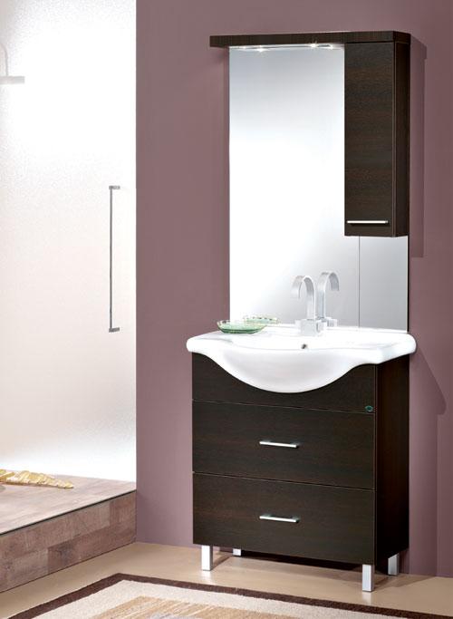 Arredo bagno arezzo design casa creativa e mobili ispiratori - Mobile alto bagno ...