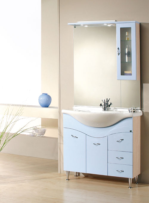 Mobili bagno economici prato design casa creativa e - Arredo bagno prato ...