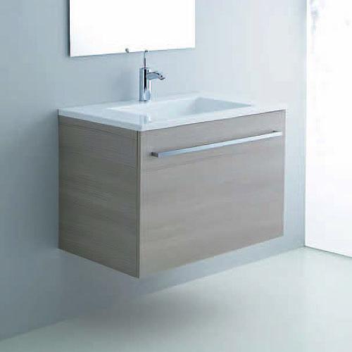 Mobili bagno mobile bagno con lavabo zeus 80 - Lavelli da bagno ...