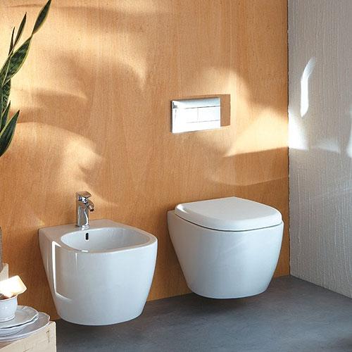 Lavabi sospesi lavabo sospeso weg 60 for Produttori sanitari bagno