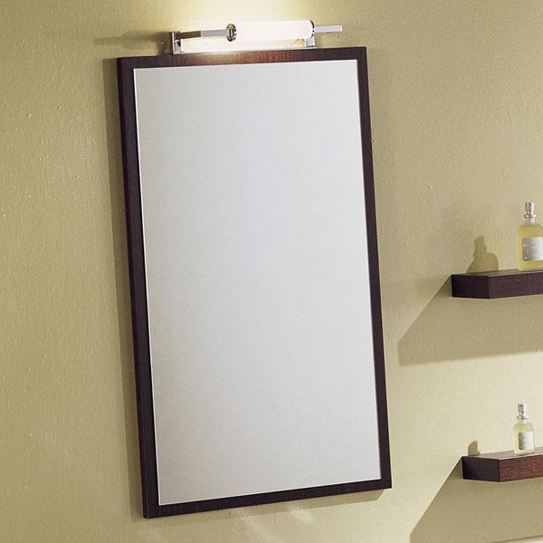 Specchi per il bagno vendita on line jo bagno for Specchio wenge
