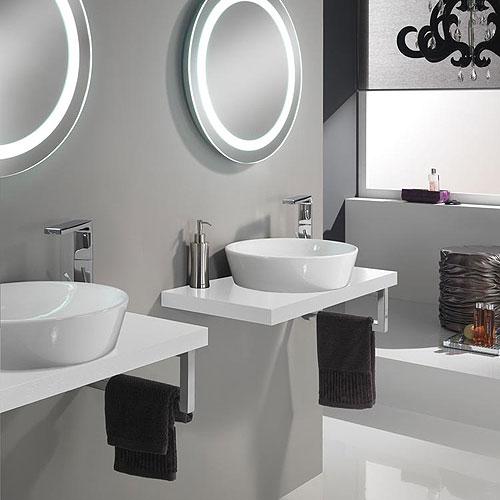 Piano lavabo e top per lavabi da piano e da appoggio jo for Piani del bagno seminterrato