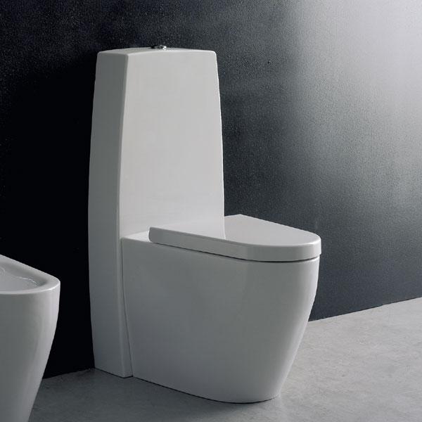 Wc monoblocco scarabeo ceramiche - Produttori ceramiche bagno ...