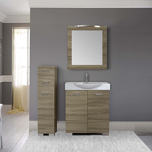 Mobili bagno decape economici design casa creativa e for Mobili bagno 80 cm