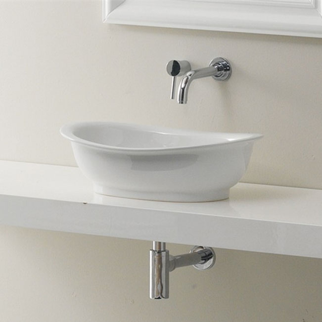 Lavabi appoggio : lavabo appoggio roma 53