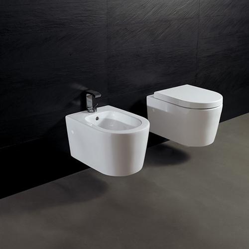 Sanitari bagno sospesi sanitari bagno sospesi form square - Misure sanitari bagno ...