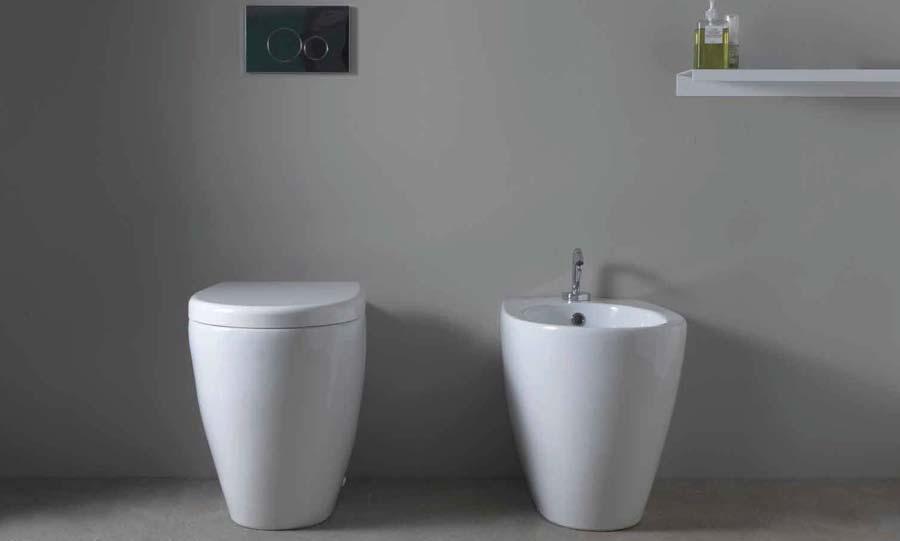 Ceramica amerina civita castellana for Chiesa arredo bagno bergamo