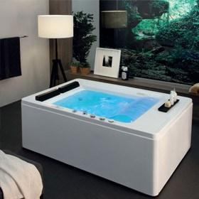 Vasche da bagno idromassaggio vendita on line jo bagno - Vasche da bagno grandi ...