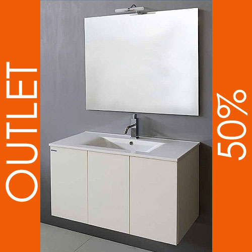 Arredo bagno on line outlet boiserie in ceramica per bagno for Outlet sanitari milano
