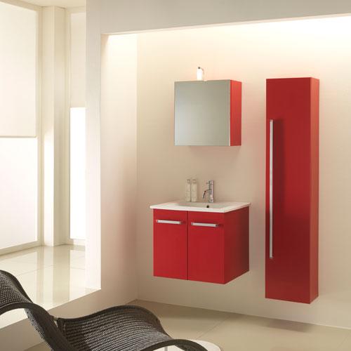arredo bagno moderno : arredo bagno moderno 60 flavia - Immagini Di Arredo Bagno Moderno