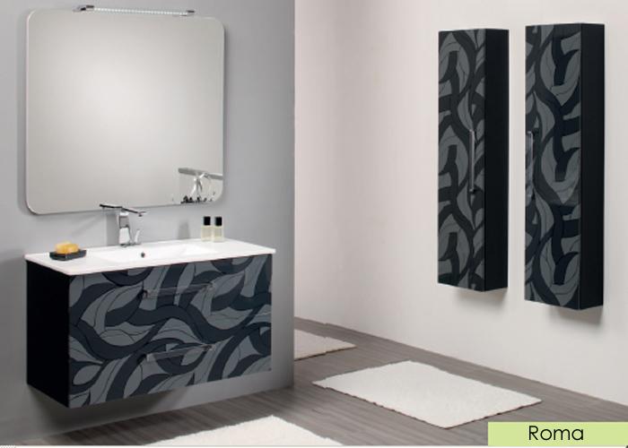 Arredo bagno moderno arredo bagno roma 100 for Paini arredamenti