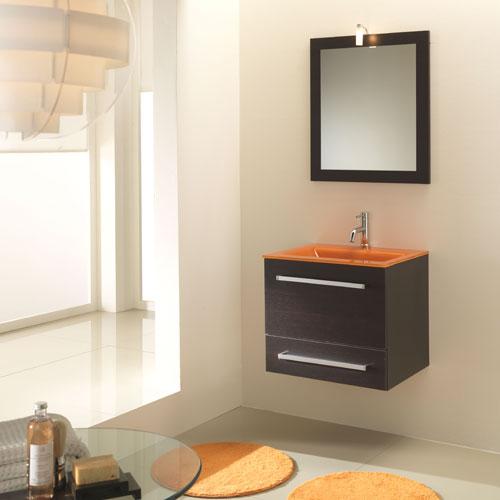 arredo bagno moderno : arredo bagno moderno 60 caronte wengé - Arredo Bagno Moderno On Line