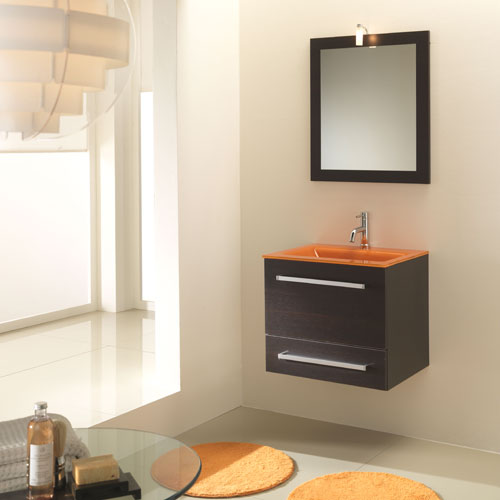 arredo bagno moderno : arredo bagno moderno 60 caronte wengé - Arredo Bagno Moderno Immagini