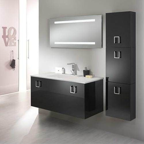 arredo bagno moderno : arredo bagno moderno fiji 06 - Bagni Moderni Neri