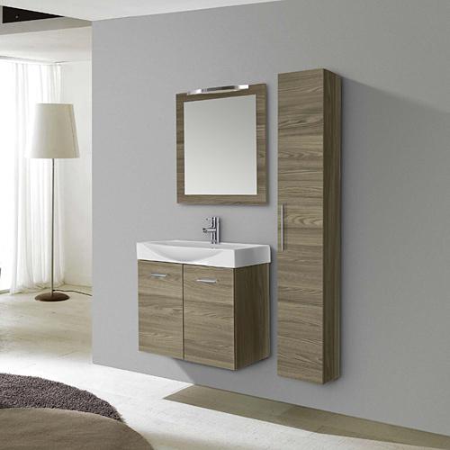 Arredo bagno economico mobile bagno sospeso chiara 65 - Arredo bagno prato ...