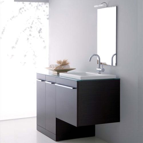 Arredo Bagno Moderno : Arredo lavanderia Aurora con copri ...