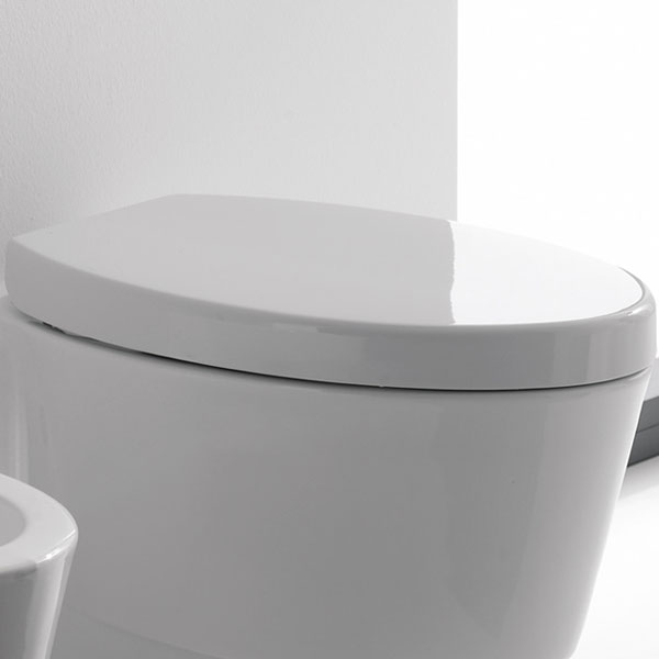 Copriwater Serie Wish Ceramica Scarabeo