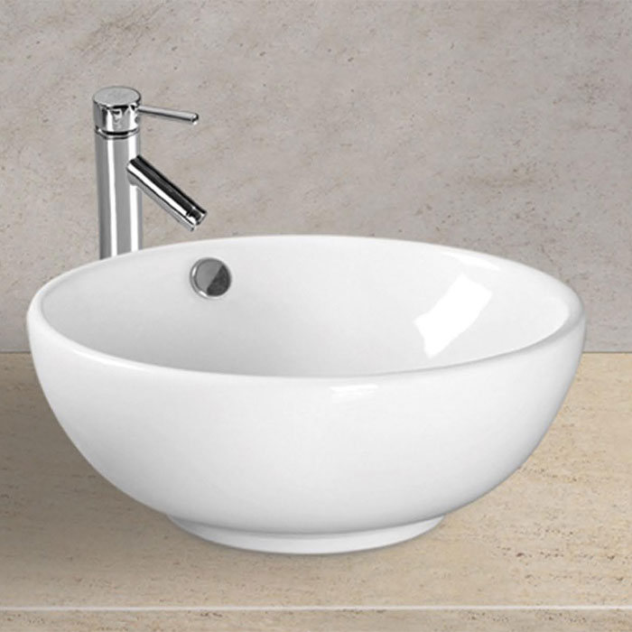 Lavabi appoggio lavabo appoggio fe 43 - Misure lavabo bagno ...