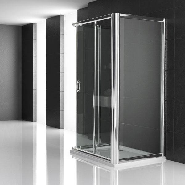 Pareti doccia lato fisso 80 per box doccia angolare box - Box doccia globo ...
