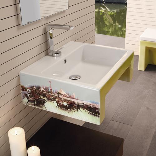 Decorazione lavabo bagno - Decorazione bagno ...