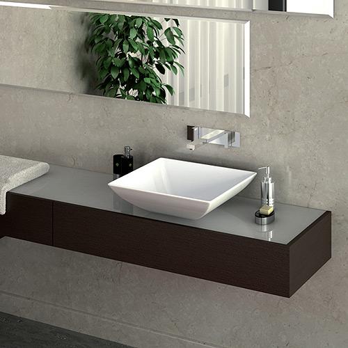 Lavabi da appoggio prezzi e offerte on line per il bagno for Lavabo da appoggio misure
