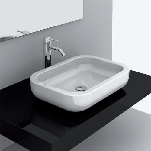 Lavabi appoggio lavabo appoggio qubo 60 - Prezzi lavabo bagno ...