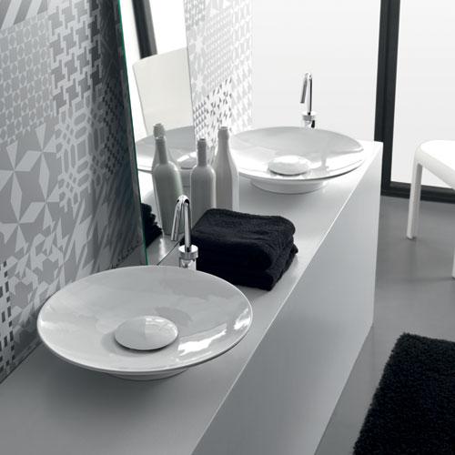 Lavabi appoggio lavabo da appoggio soul 500 for Lavabo da appoggio misure