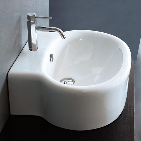 Lavabi appoggio lavabo da appoggio piccadilly 60 for Lavabo da appoggio misure