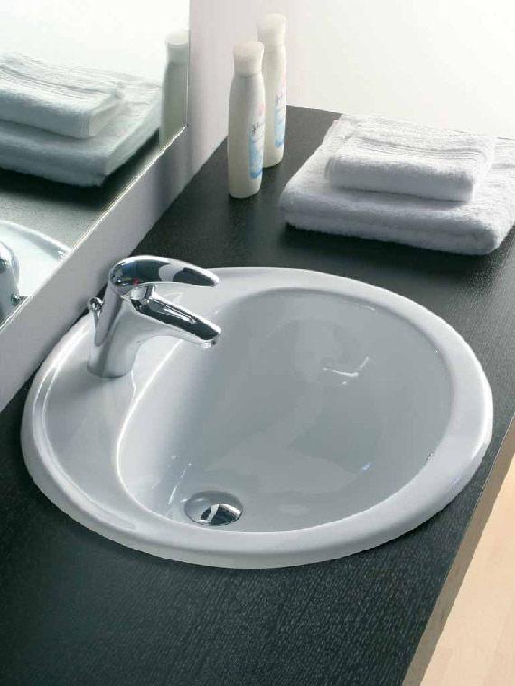 Lavabi incasso lavabo incasso arno - Lavabo bagno da incasso ...