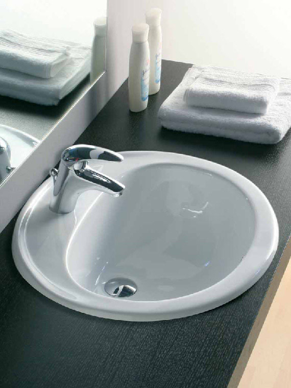 Lavabi incasso lavabo incasso arno - Lavabi bagno da incasso ...