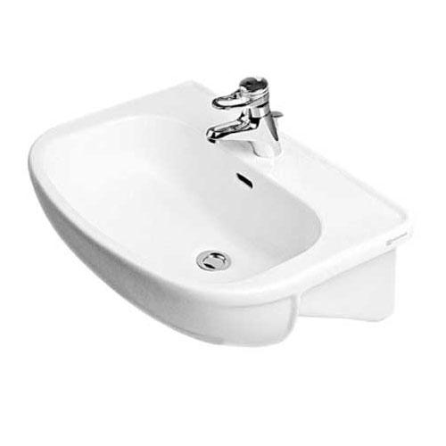 Lavabi incasso lavabo semincasso club - Misure lavabo bagno ...