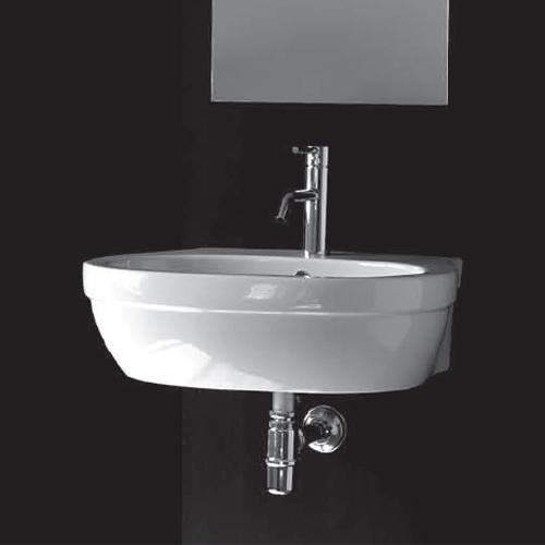 Lavabi appoggio lavabo sospeso x one for Lavabo sospeso