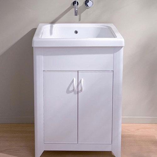 Lavatoi per esterno: Lavatoio per esterno in Ceramica Corallo 61x51 ...