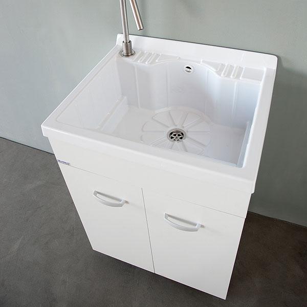 Bagno con lavatoio idee creative e innovative sulla casa for Montegrappa arredo bagno