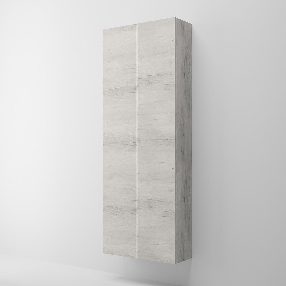Colonna bagno sospesa 60x22 a due ante
