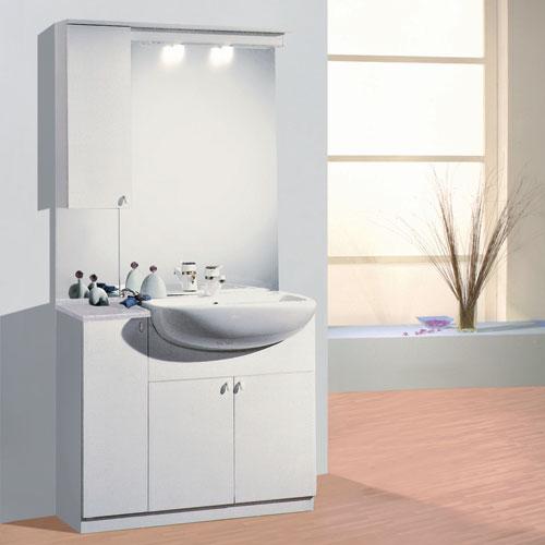 Arredo bagno economico mobile bagno 94 93 eco for Arredo bagno savini