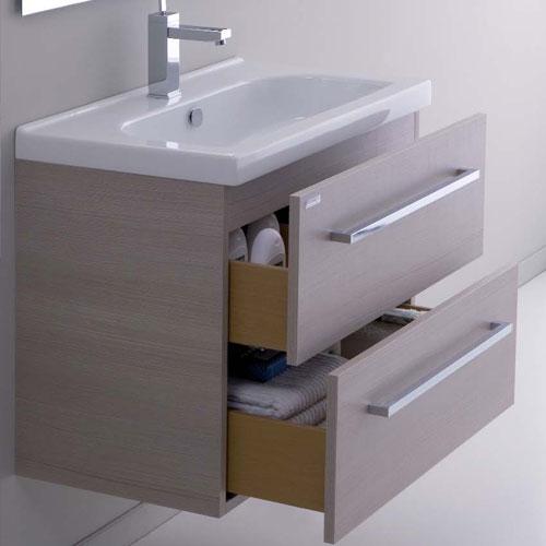 mobili bagno mobile bagno aurora 70 beige
