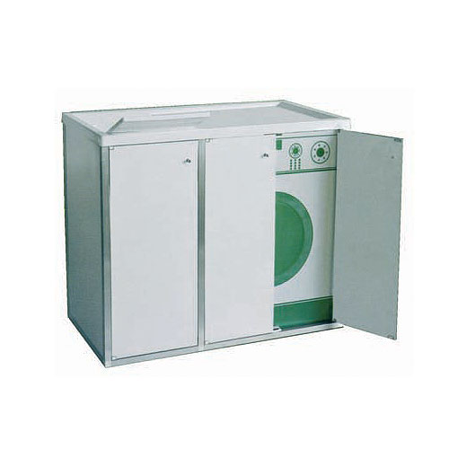 Mobile porta lavatrice con ripoani tutto su ispirazione - Mobile lavatrice ...