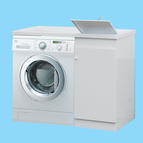 Porta doccia 1 mt - Mobile contenitore lavatrice ...