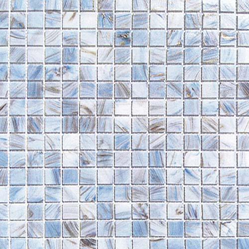 Mosaico In Vetro Bianco Ideale Per Rivestimenti Bagno Design