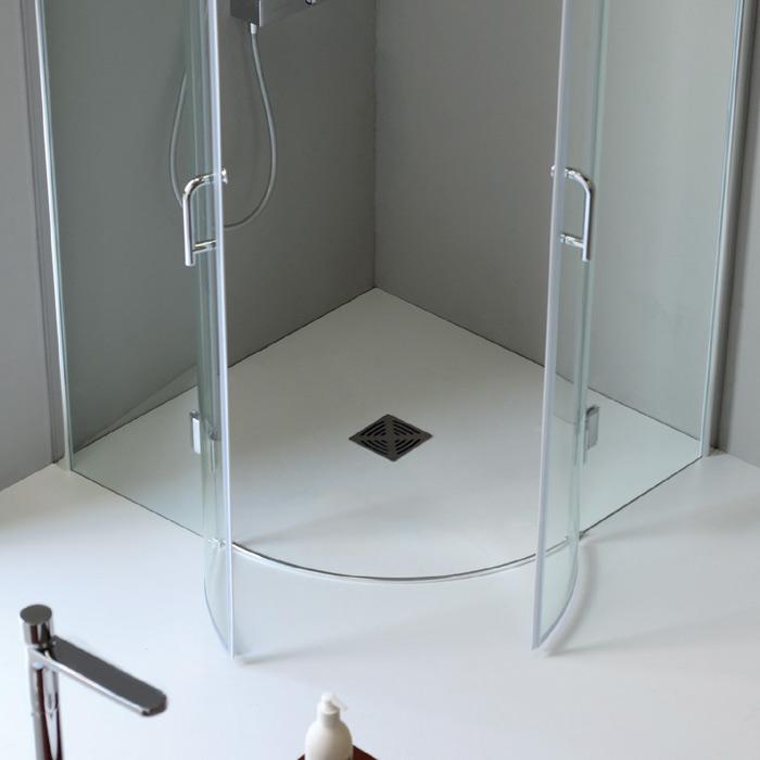 Piatti doccia in resina - Misure piatto doccia piccolo ...
