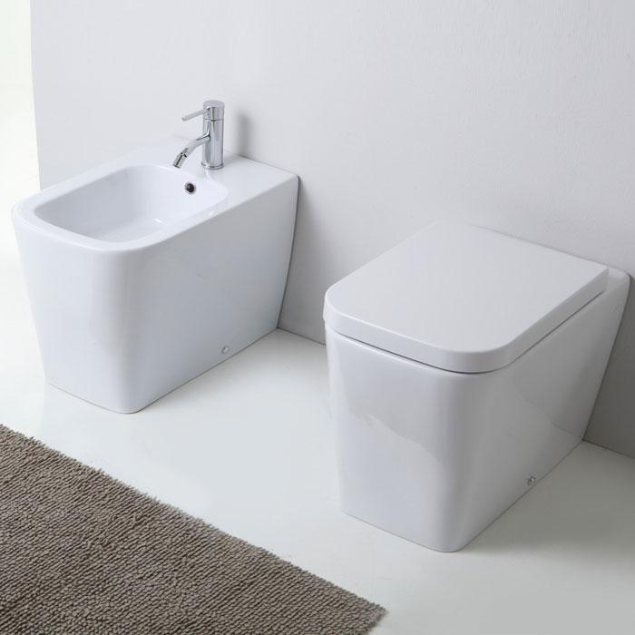 Sanitari pavimento e filomuro sanitari bagno aliseo terra 3 0 for Sanitari bagno misure ridotte